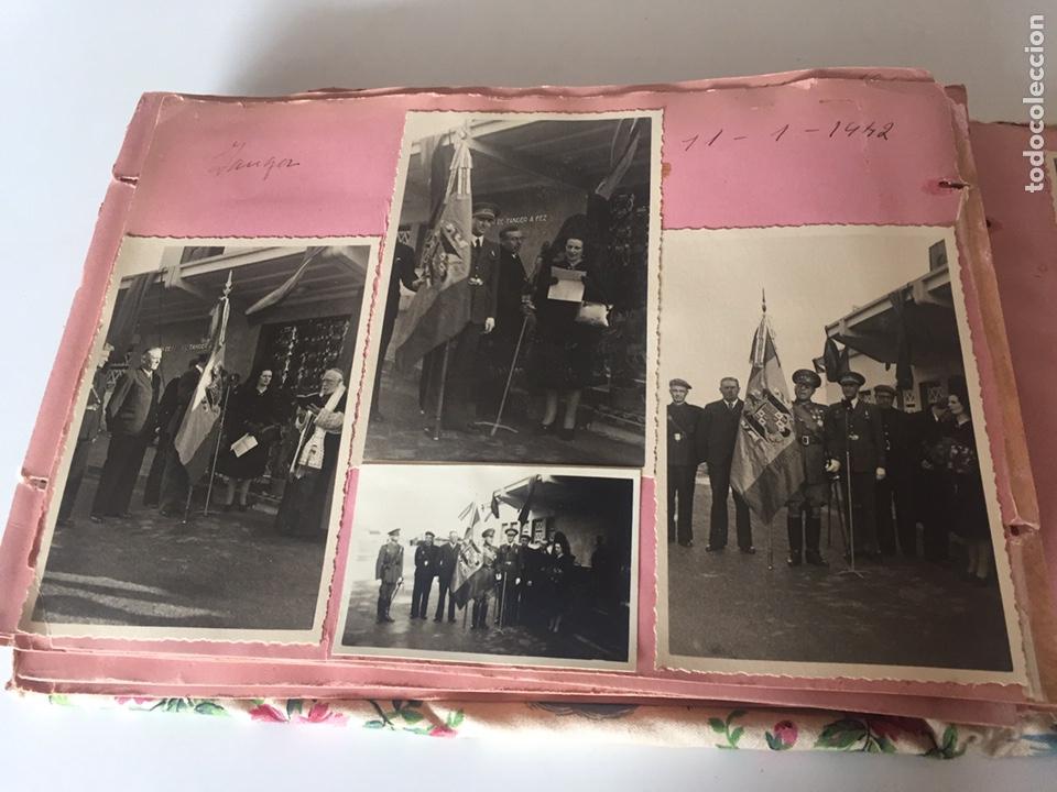 Fotografía antigua: Álbum fotográfico militar Tánger fotos halifa etc ver fotos - Foto 42 - 221509202