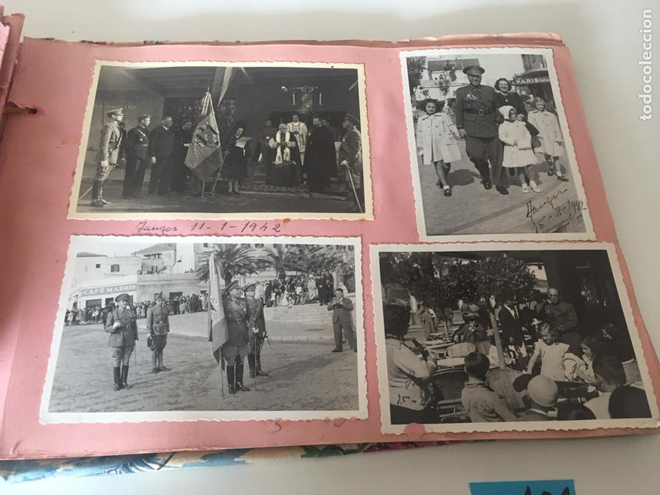 Fotografía antigua: Álbum fotográfico militar Tánger fotos halifa etc ver fotos - Foto 43 - 221509202