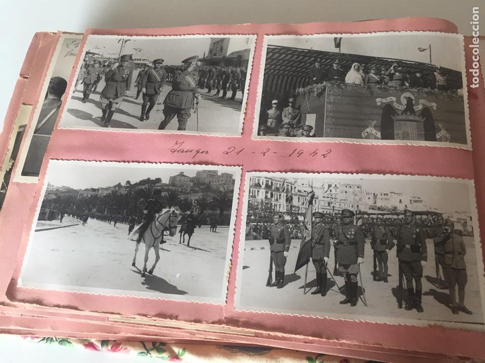 Fotografía antigua: Álbum fotográfico militar Tánger fotos halifa etc ver fotos - Foto 45 - 221509202
