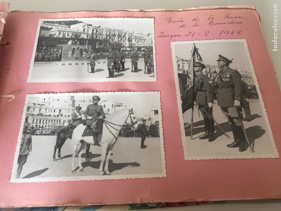 Fotografía antigua: Álbum fotográfico militar Tánger fotos halifa etc ver fotos - Foto 46 - 221509202