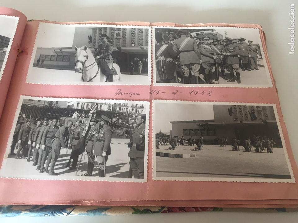 Fotografía antigua: Álbum fotográfico militar Tánger fotos halifa etc ver fotos - Foto 47 - 221509202