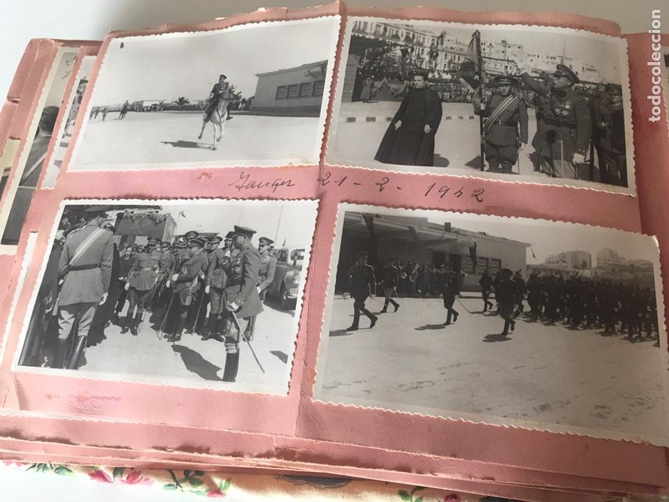 Fotografía antigua: Álbum fotográfico militar Tánger fotos halifa etc ver fotos - Foto 48 - 221509202