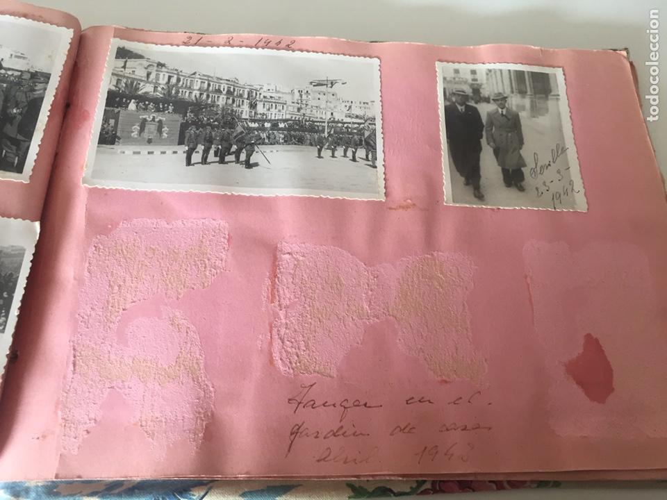 Fotografía antigua: Álbum fotográfico militar Tánger fotos halifa etc ver fotos - Foto 49 - 221509202