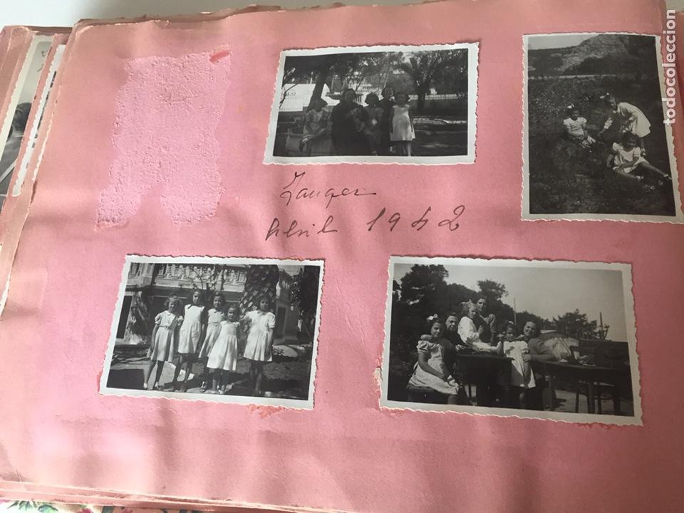 Fotografía antigua: Álbum fotográfico militar Tánger fotos halifa etc ver fotos - Foto 50 - 221509202
