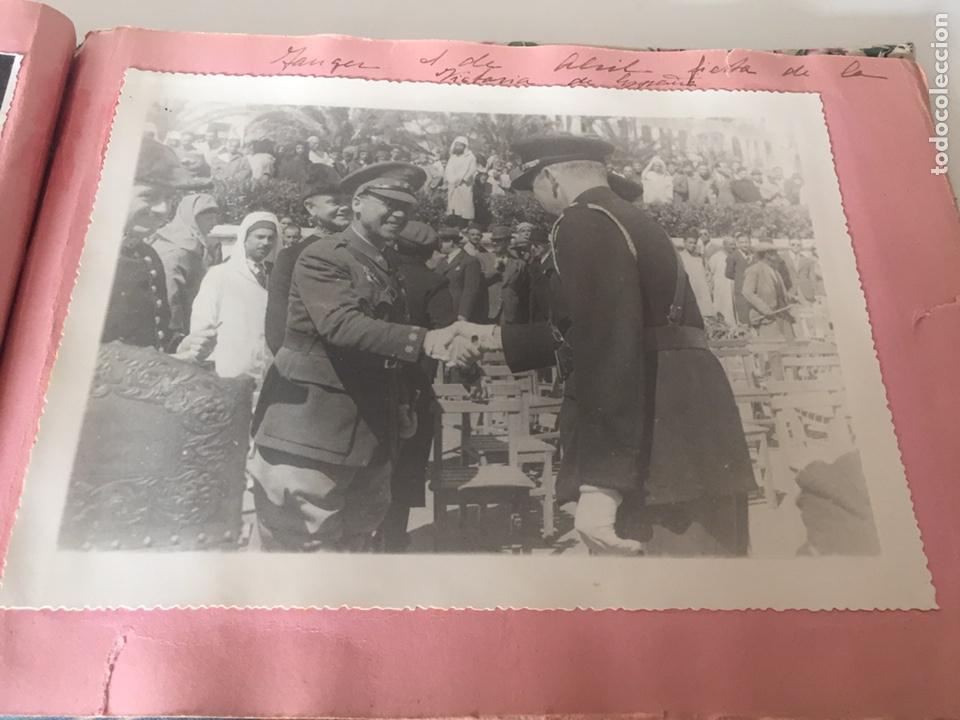 Fotografía antigua: Álbum fotográfico militar Tánger fotos halifa etc ver fotos - Foto 51 - 221509202