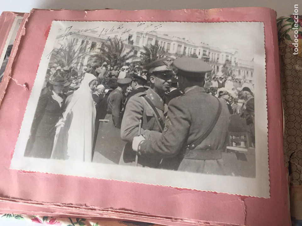 Fotografía antigua: Álbum fotográfico militar Tánger fotos halifa etc ver fotos - Foto 52 - 221509202