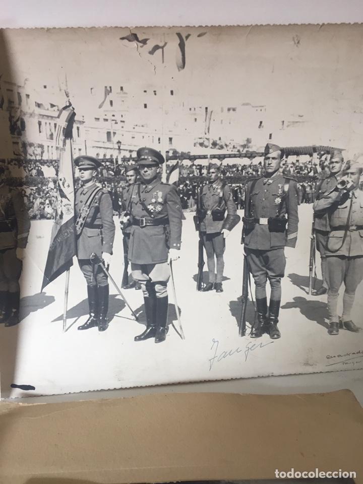 Fotografía antigua: Lote de fotos militares antiguas - Foto 2 - 221509448