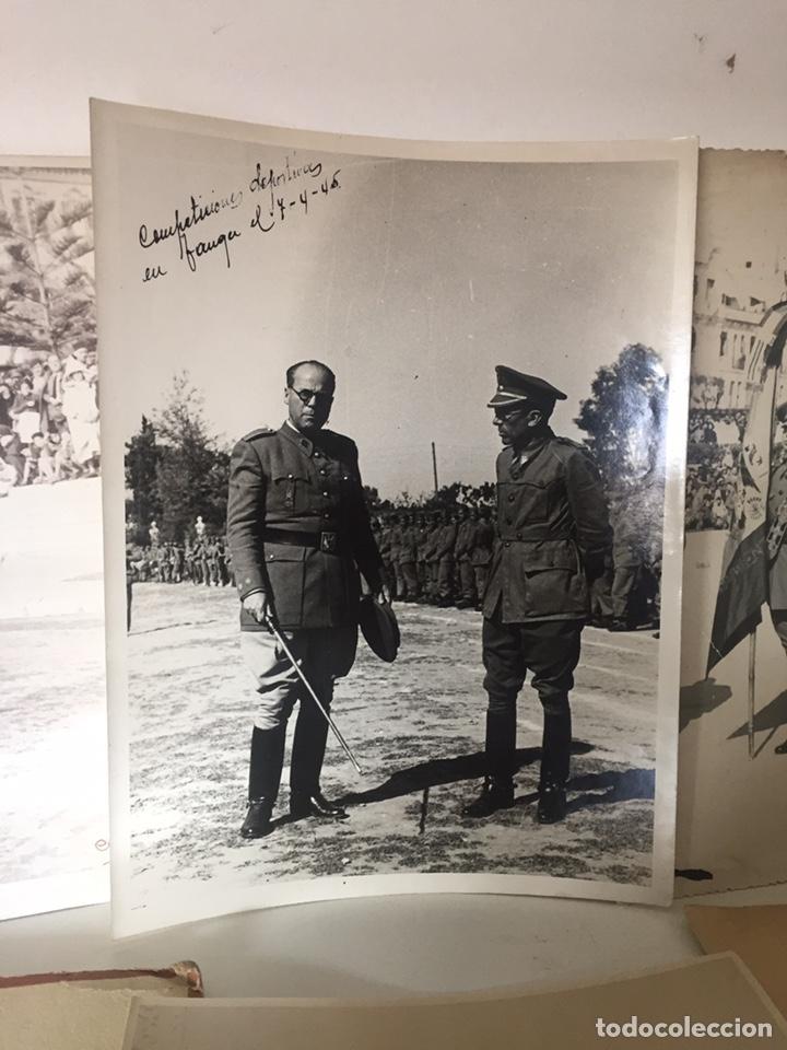 Fotografía antigua: Lote de fotos militares antiguas - Foto 3 - 221509448