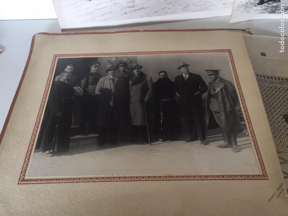 Fotografía antigua: Lote de fotos militares antiguas - Foto 5 - 221509448
