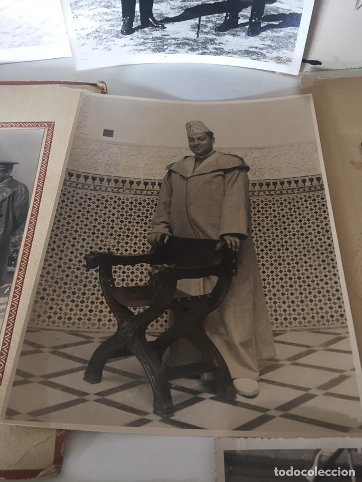 Fotografía antigua: Lote de fotos militares antiguas - Foto 6 - 221509448