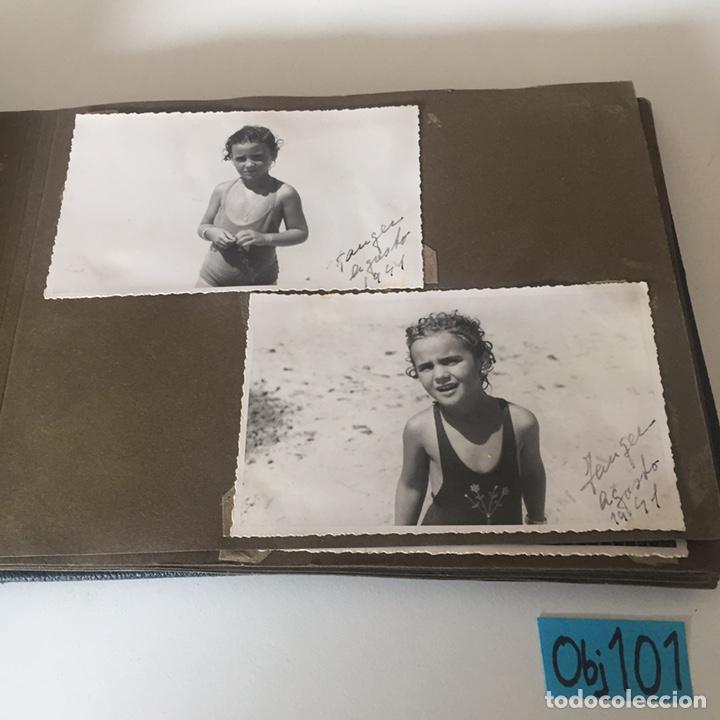 Fotografía antigua: Álbum fotografíco antiguo Marruecos - Foto 2 - 221509620