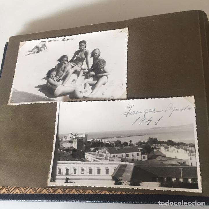Fotografía antigua: Álbum fotografíco antiguo Marruecos - Foto 3 - 221509620