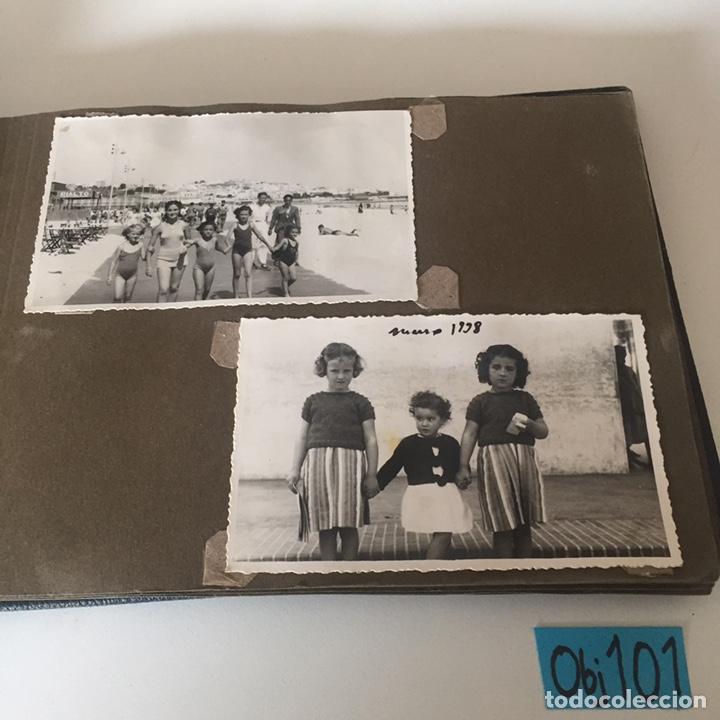 Fotografía antigua: Álbum fotografíco antiguo Marruecos - Foto 4 - 221509620