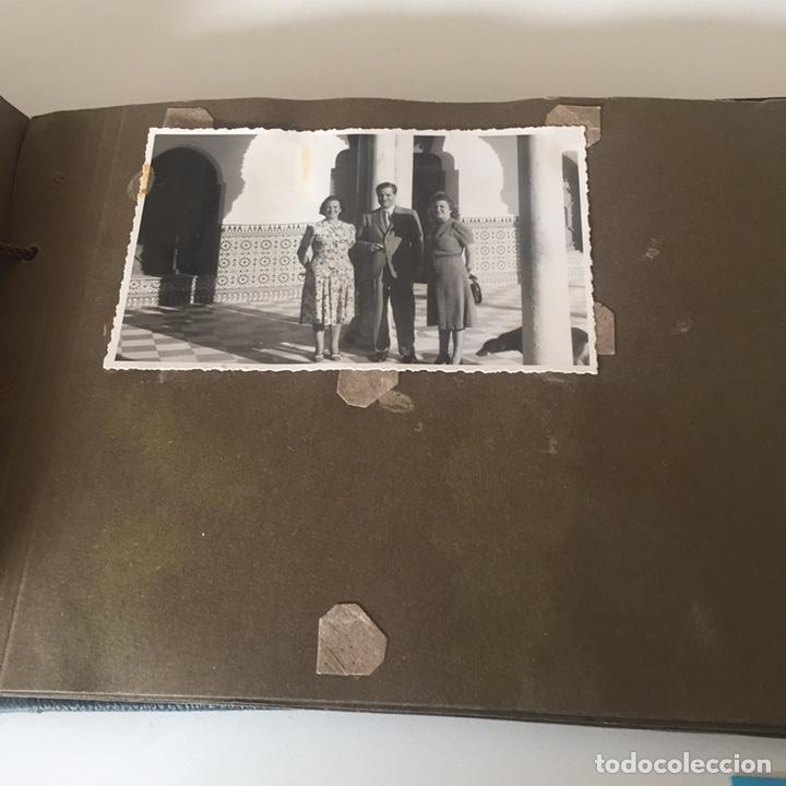 Fotografía antigua: Álbum fotografíco antiguo Marruecos - Foto 5 - 221509620