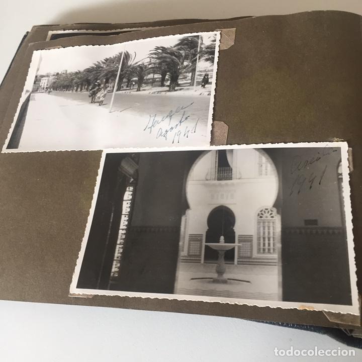 Fotografía antigua: Álbum fotografíco antiguo Marruecos - Foto 8 - 221509620