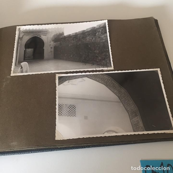 Fotografía antigua: Álbum fotografíco antiguo Marruecos - Foto 10 - 221509620