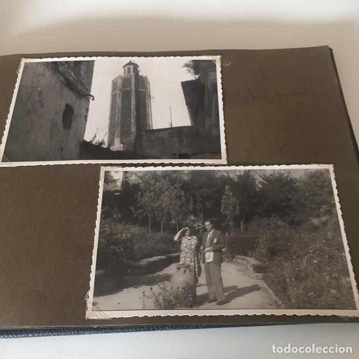 Fotografía antigua: Álbum fotografíco antiguo Marruecos - Foto 13 - 221509620