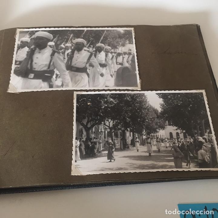 Fotografía antigua: Álbum fotografíco antiguo Marruecos - Foto 15 - 221509620