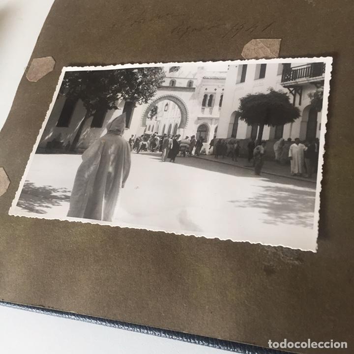 Fotografía antigua: Álbum fotografíco antiguo Marruecos - Foto 16 - 221509620