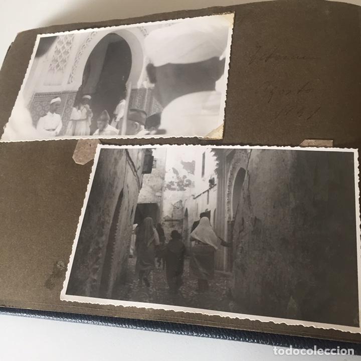 Fotografía antigua: Álbum fotografíco antiguo Marruecos - Foto 17 - 221509620