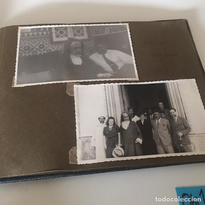 Fotografía antigua: Álbum fotografíco antiguo Marruecos - Foto 18 - 221509620