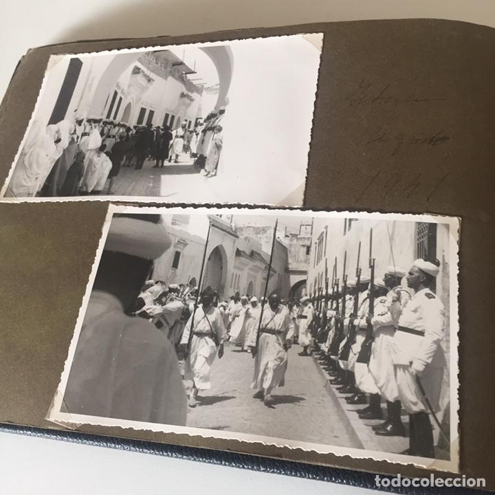 Fotografía antigua: Álbum fotografíco antiguo Marruecos - Foto 19 - 221509620