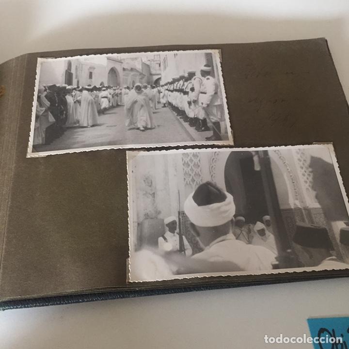 Fotografía antigua: Álbum fotografíco antiguo Marruecos - Foto 20 - 221509620