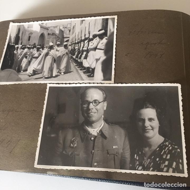 Fotografía antigua: Álbum fotografíco antiguo Marruecos - Foto 21 - 221509620