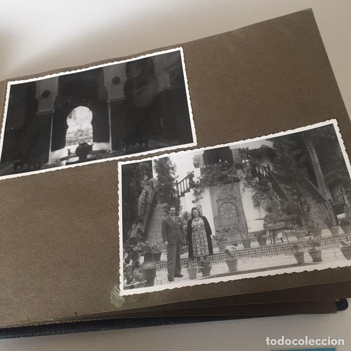 Fotografía antigua: Álbum fotografíco antiguo Marruecos - Foto 24 - 221509620