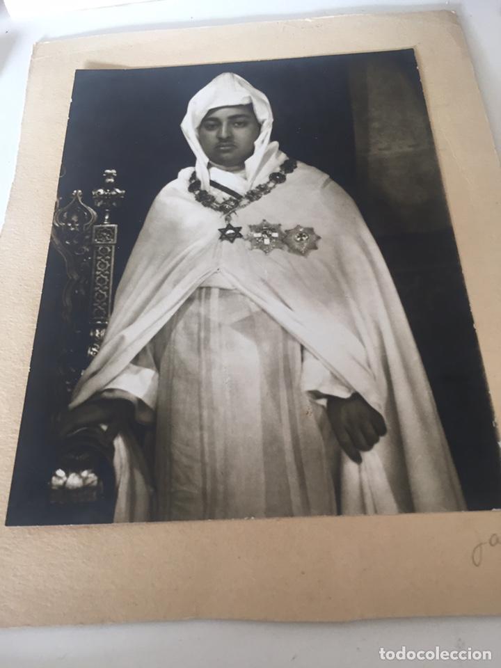 Fotografía antigua: Lote de fotos antiguas halifa Marruecos - Foto 6 - 221509898