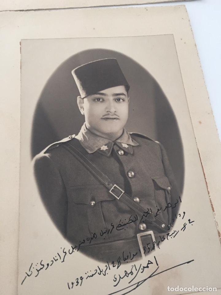 Fotografía antigua: Lote de fotos antiguas halifa Marruecos - Foto 8 - 221509898