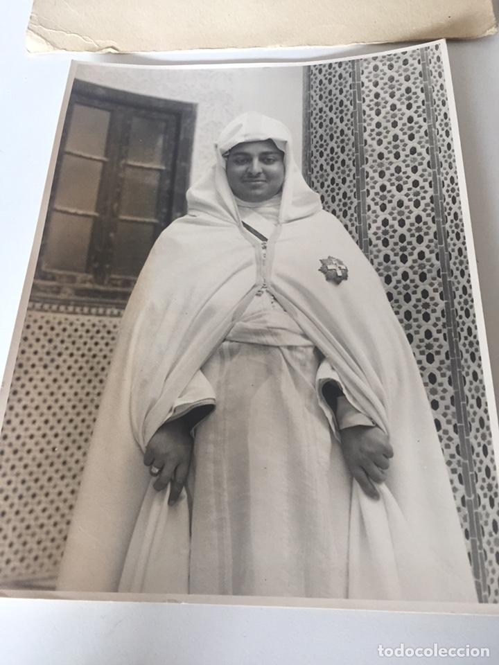Fotografía antigua: Lote de fotos antiguas halifa Marruecos - Foto 10 - 221509898