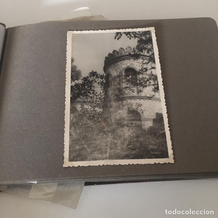 Fotografía antigua: Álbum fotos militar antiguo - Foto 2 - 221510132