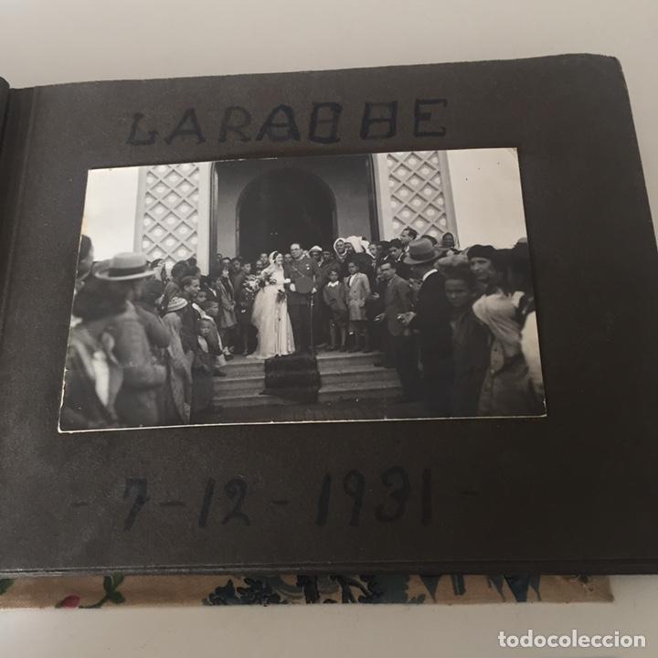 Fotografía antigua: Álbum de fotos antiguas Marruecos militar y mas - Foto 4 - 221510358