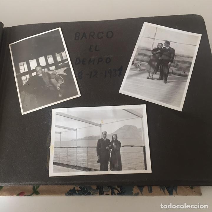 Fotografía antigua: Álbum de fotos antiguas Marruecos militar y mas - Foto 8 - 221510358