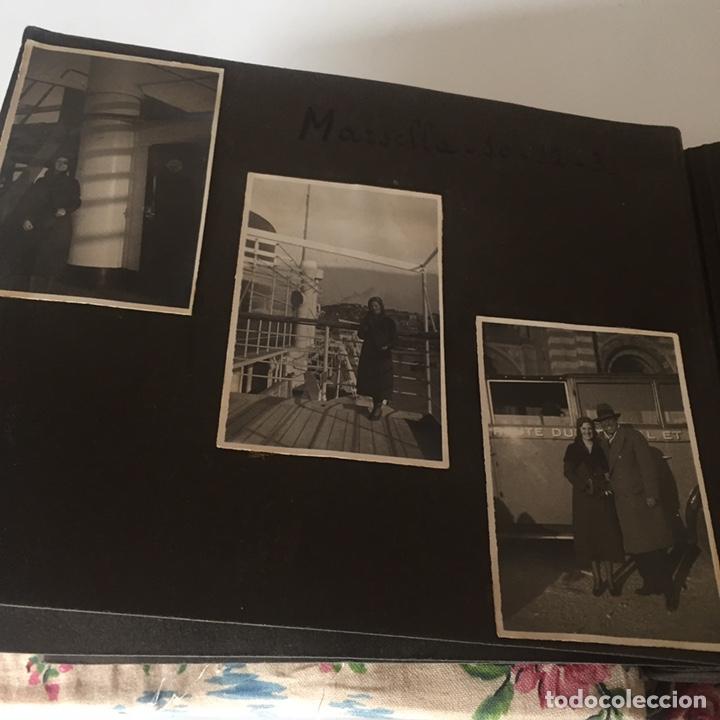 Fotografía antigua: Álbum de fotos antiguas Marruecos militar y mas - Foto 9 - 221510358