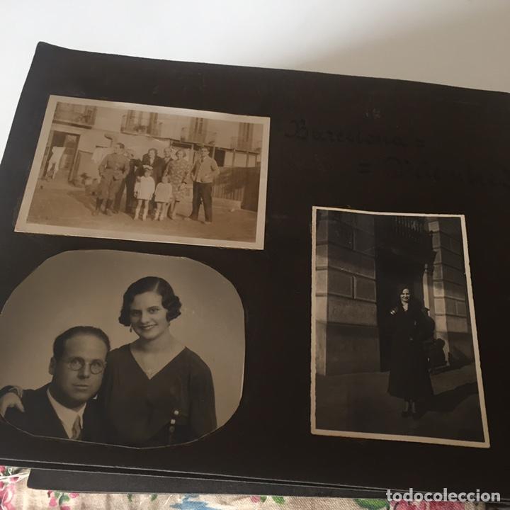 Fotografía antigua: Álbum de fotos antiguas Marruecos militar y mas - Foto 11 - 221510358