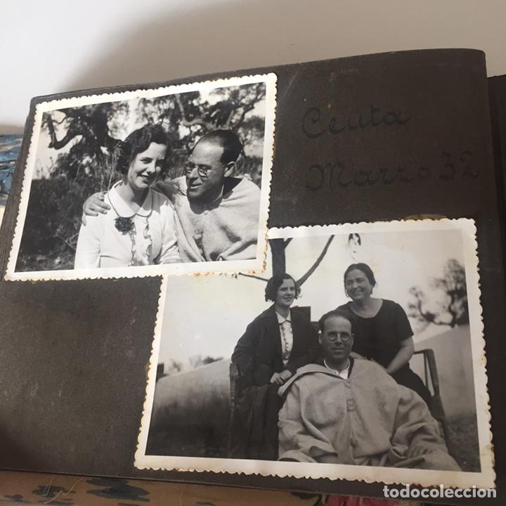 Fotografía antigua: Álbum de fotos antiguas Marruecos militar y mas - Foto 17 - 221510358
