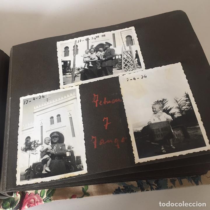 Fotografía antigua: Álbum de fotos antiguas Marruecos militar y mas - Foto 40 - 221510358