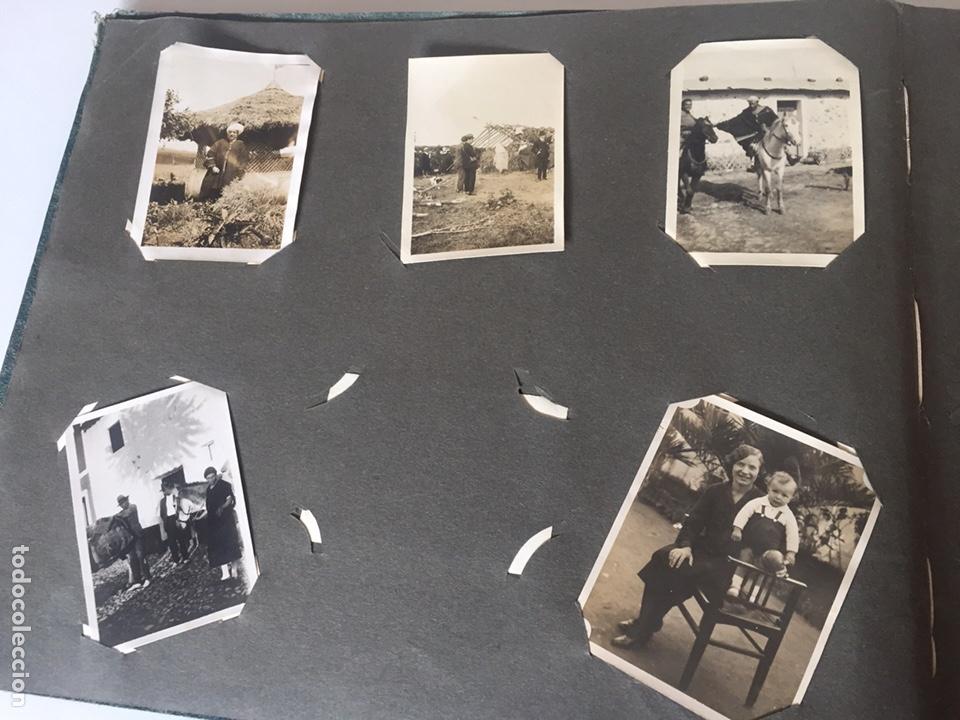 Fotografía antigua: Álbum fotografías militar rey Marruecos - Foto 4 - 221511113