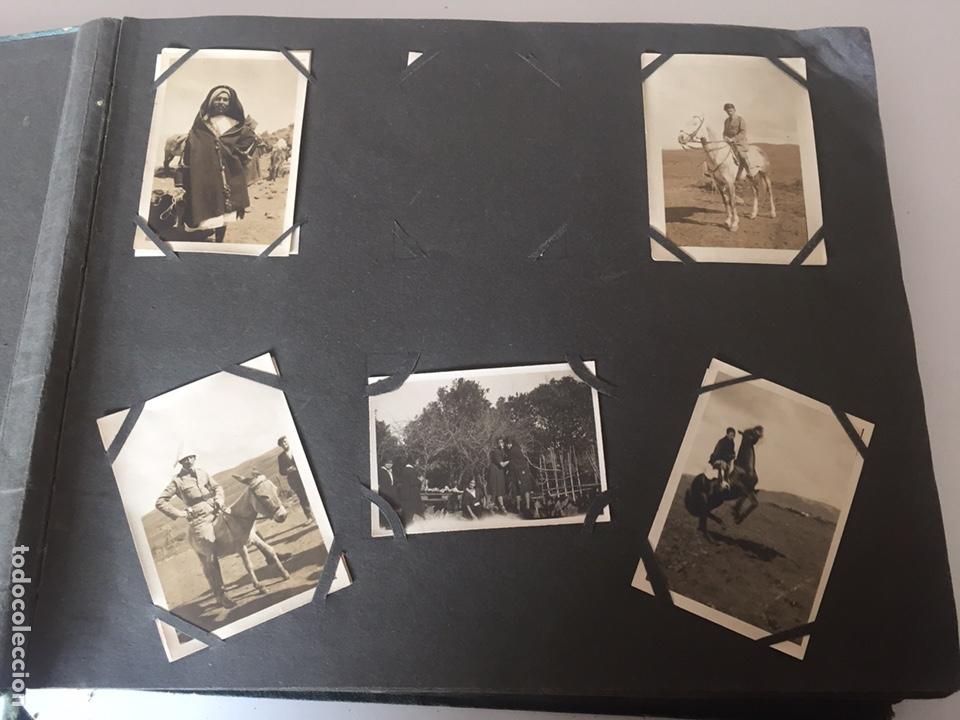 Fotografía antigua: Álbum fotografías militar rey Marruecos - Foto 5 - 221511113