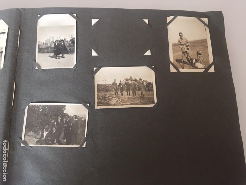 Fotografía antigua: Álbum fotografías militar rey Marruecos - Foto 6 - 221511113