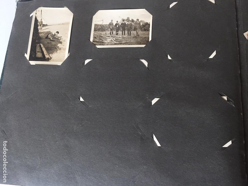 Fotografía antigua: Álbum fotografías militar rey Marruecos - Foto 8 - 221511113