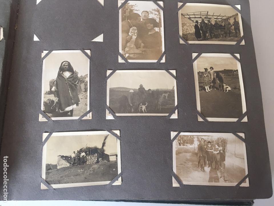 Fotografía antigua: Álbum fotografías militar rey Marruecos - Foto 9 - 221511113