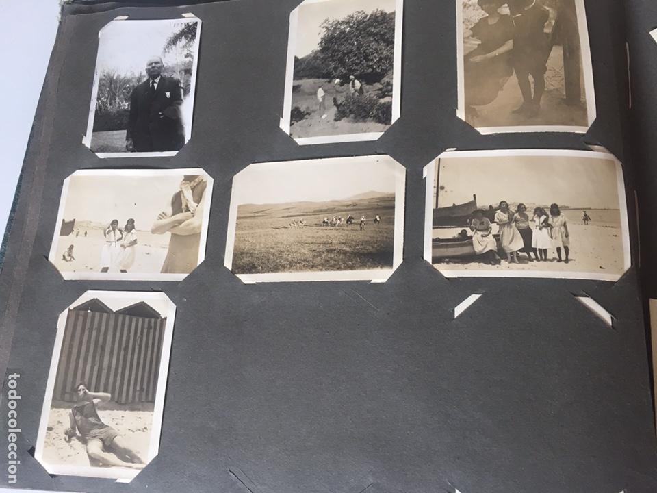 Fotografía antigua: Álbum fotografías militar rey Marruecos - Foto 10 - 221511113