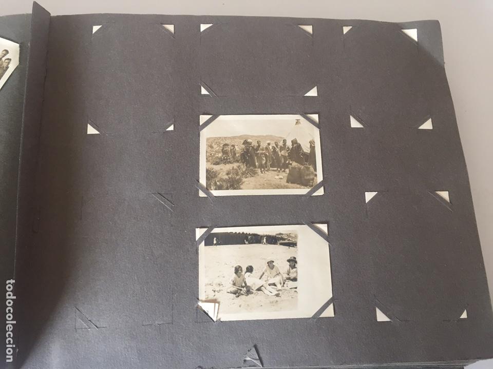 Fotografía antigua: Álbum fotografías militar rey Marruecos - Foto 11 - 221511113