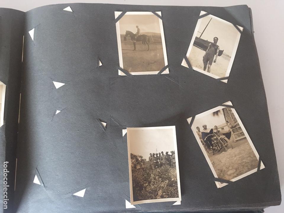 Fotografía antigua: Álbum fotografías militar rey Marruecos - Foto 13 - 221511113