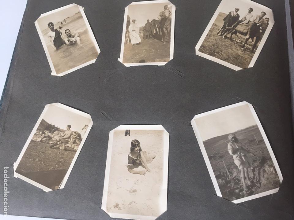 Fotografía antigua: Álbum fotografías militar rey Marruecos - Foto 14 - 221511113