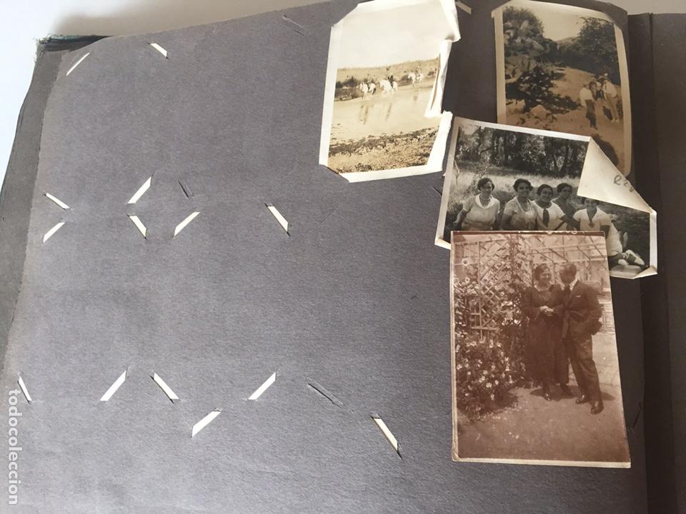 Fotografía antigua: Álbum fotografías militar rey Marruecos - Foto 16 - 221511113