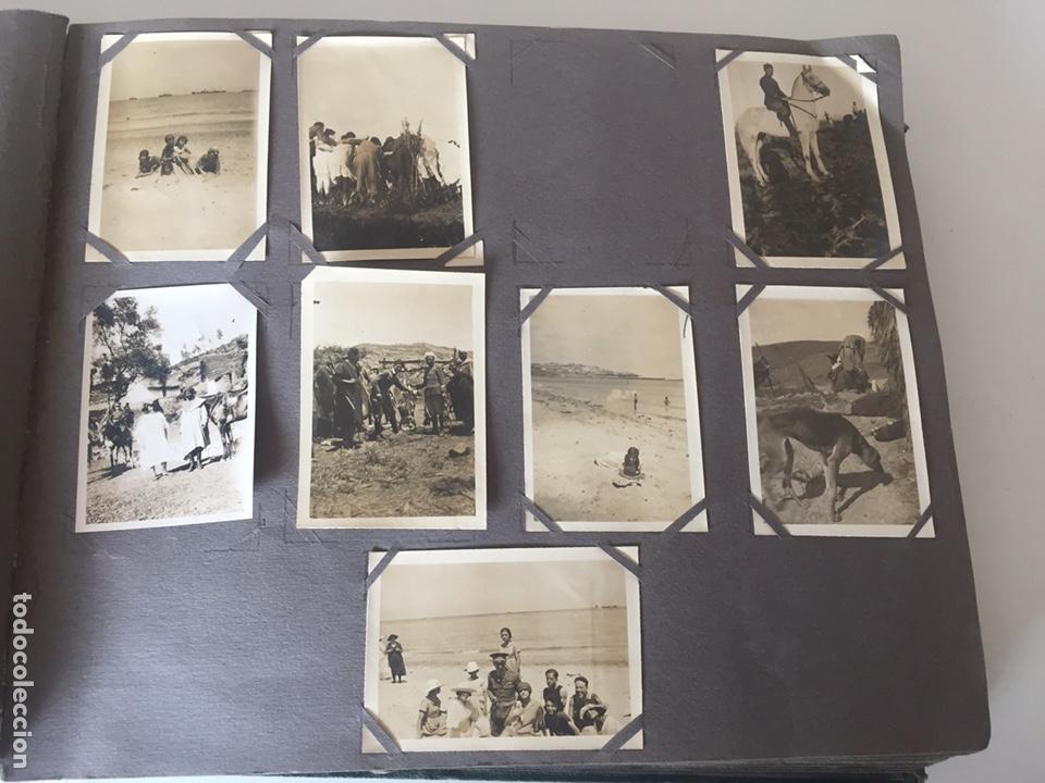 Fotografía antigua: Álbum fotografías militar rey Marruecos - Foto 17 - 221511113